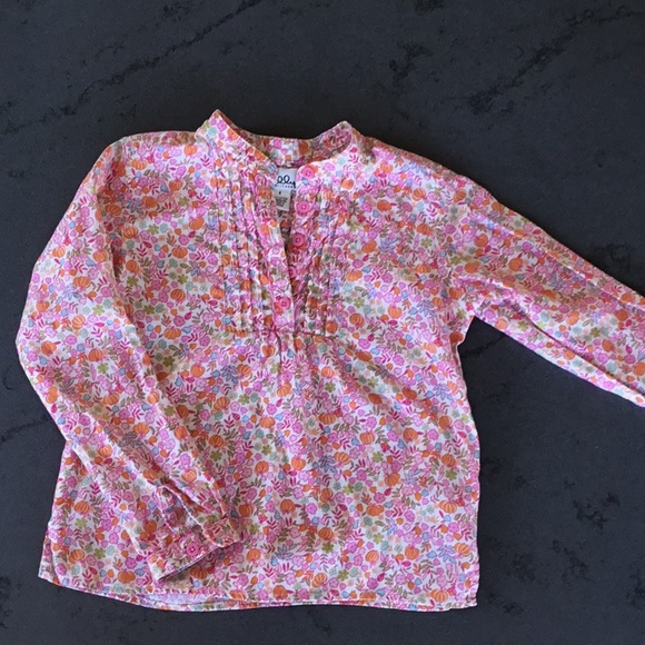 Lilly Pulitzer Other - Girls Lily Pulitzer Blouse.  Size 6.